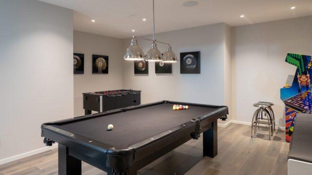 Weinmaster - Wilden Home (19), Custom Home Games Room
