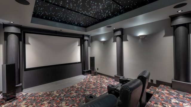 Weinmaster - Wilden Home (22), Custom Home Theatre