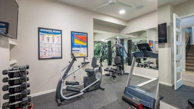 Weinmaster - Wilden Home (24), Personal Workout Room