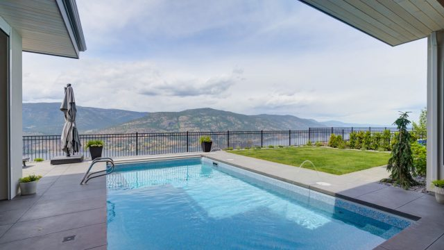 Wilden Custom Home - Millers (24), Pools with a view