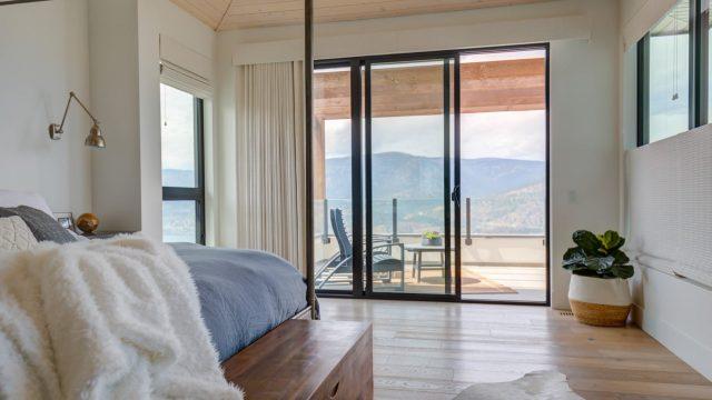 Wilden Custom Home - Millers (28), Open bedroom layout