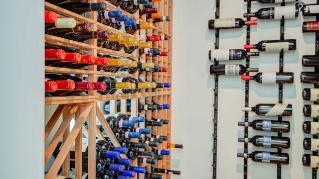 Wilden Custom Home - Millers (41), Custom Wine Rooms