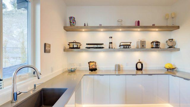 Wilden Purkis Lot84 (25), Kitchen Shelf Lighting