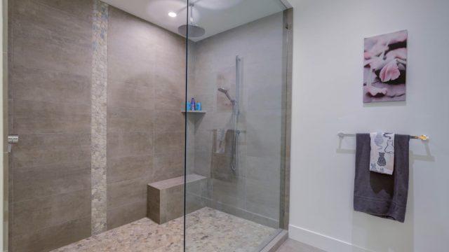 Wilden Purkis Lot84 (38), Custom Home Shower