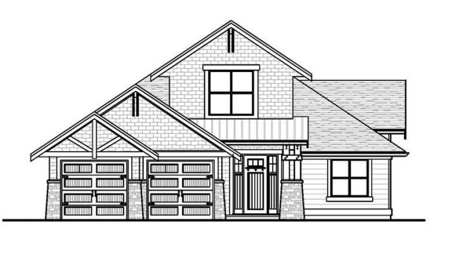 The Little Rock - Custom Home Floor Plan