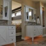 Kettle Valley Double Sink Bathroom