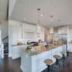 Wilden Show Home – Kitchen and Entry