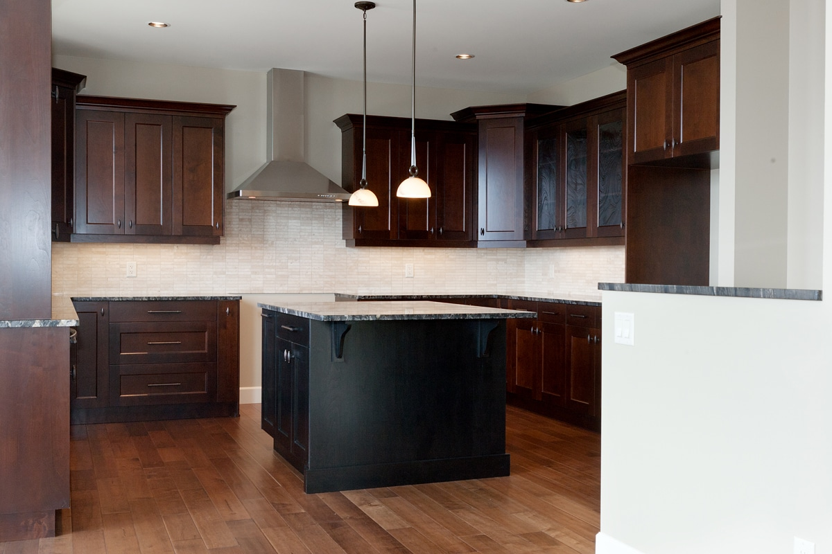 The Prestwick - Custom Home Floor Plan Kitchen