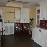 Kettle Valley laundry room
