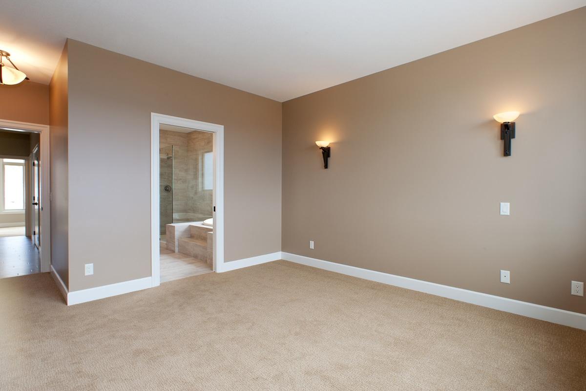 The Prestwick - Custom Home Floor Plan Master Bedroom