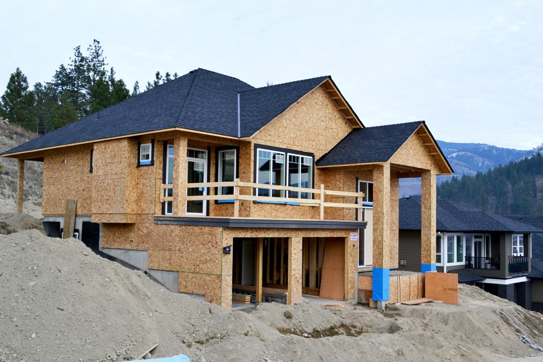 Prospect Custom Home Framing