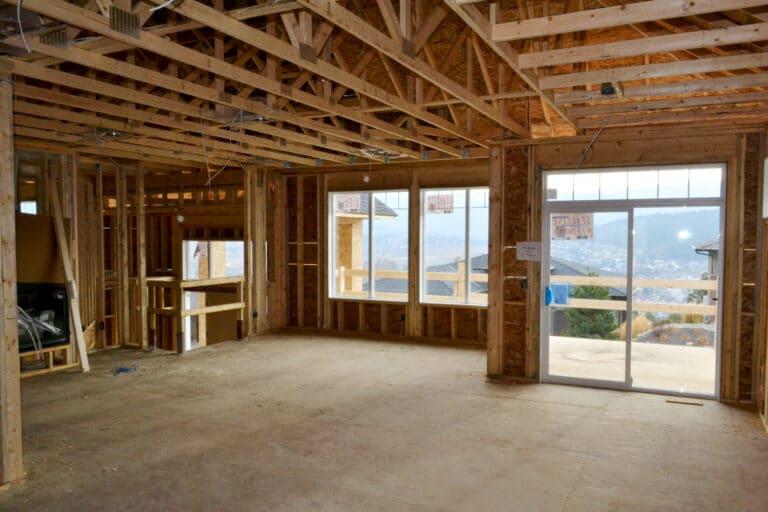Prospect Interior Framing